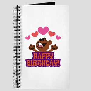 BIRTHDAY LOVE Journal