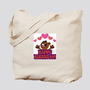 BIRTHDAY LOVE Tote Bag