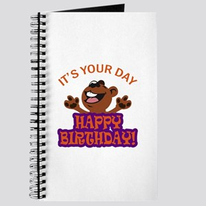 ITS YOUR DAY Journal