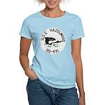 USS HAZELWOOD Women's Light T-Shirt