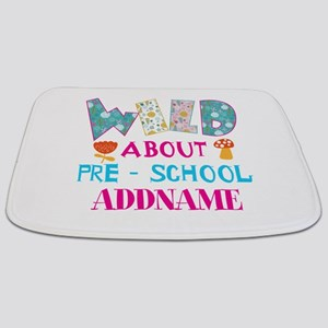 Wild About Pre-K Kids Back To School Bathmat