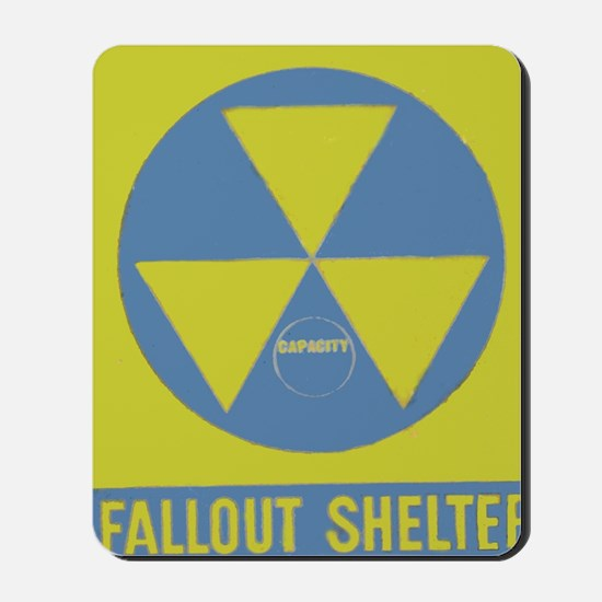 Fallout Shelter Mousepad