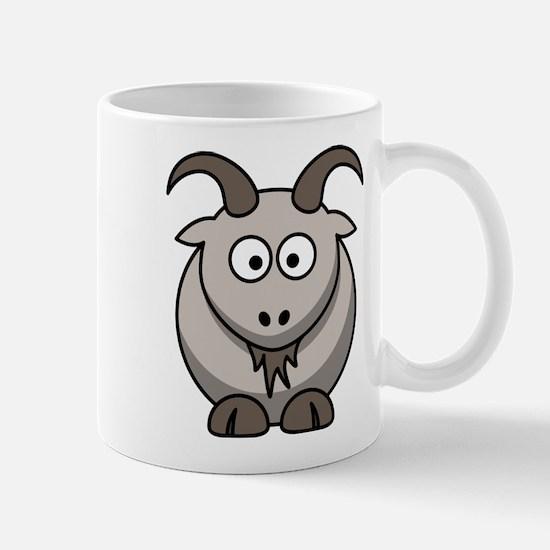 Cute Cartoon Goat Mugs