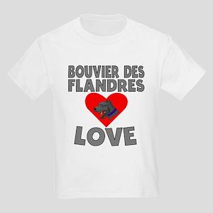 Bouvier des Flandres Love T-Shirt