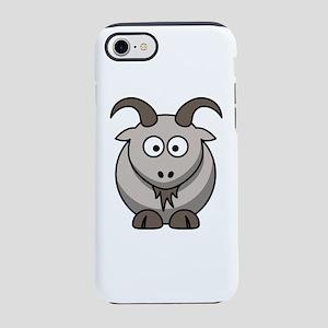 Cute Cartoon Goat iPhone 8/7 Tough Case