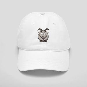 Cute Cartoon Goat Cap