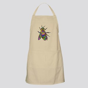 Painted Bee Apron