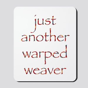 warpedbright Mousepad