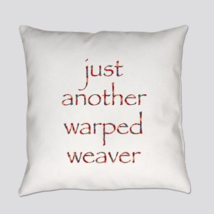 warpedbright Everyday Pillow