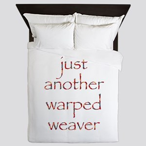 warpedbright Queen Duvet