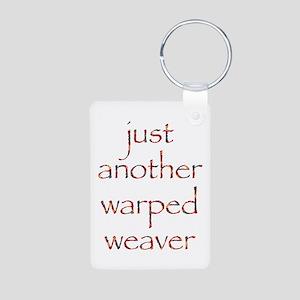 warpedbright Keychains