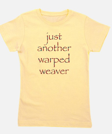 warpedbright.png Girl's Tee