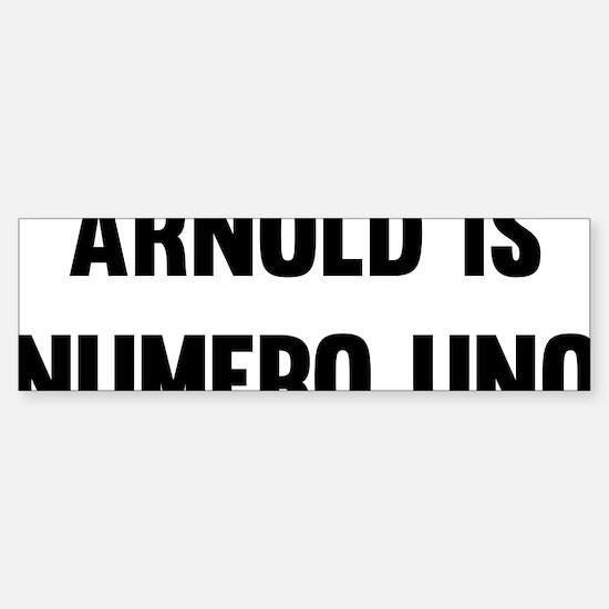 Cool Arnold schwarzenegger Sticker (Bumper)