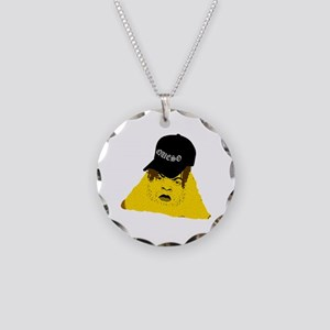Nacho witta attitude Necklace Circle Charm
