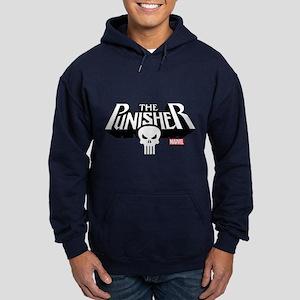 Punisher Logo Hoodie (dark)