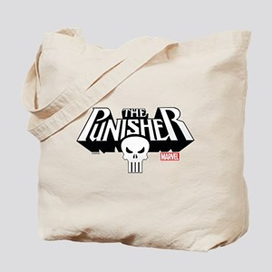 Punisher Logo Tote Bag