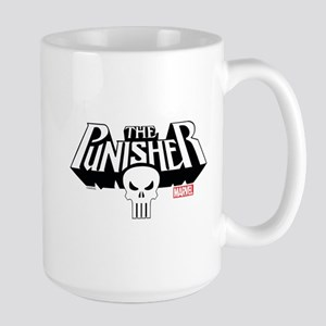 Punisher Logo Large Mug