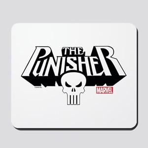 Punisher Logo Mousepad