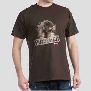 Punisher Grunge Dark T-Shirt
