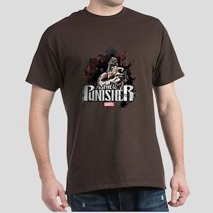 Punisher Grunge 2 Dark T-Shirt