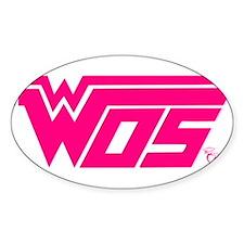 WOS Pink Sticker
