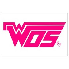 WOS Pink Posters
