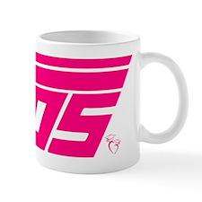 WOS Pink Mugs