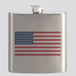 WOS Flag2 Flask