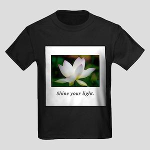 Shine Your Light Lavender Lily T-Shirt