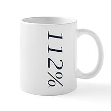 112 Vertical Mugs