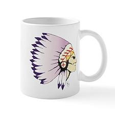 WOChiefsFace Mugs
