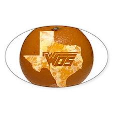 OrangeTxWOS.AF Sticker