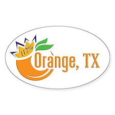 OrangeTx logo Sticker