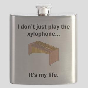 Xylophone Its My Life Flask