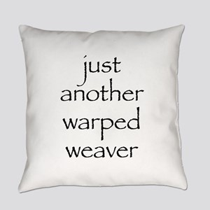 warped Everyday Pillow