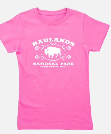 Cute South dakota Girl's Tee