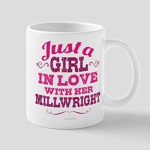 Girl Loves Millwright Mugs