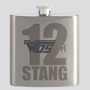 12 WOS Stang Flask