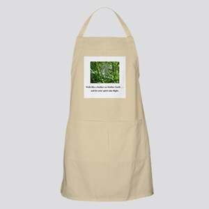 Walk Like A Feather and Take Flight Gifts Apron