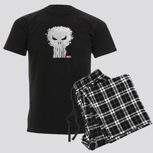 Punisher Skull Men's Dark Pajamas