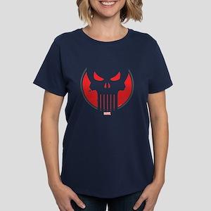 Punisher Icon Women's Dark T-Shirt