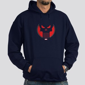 Punisher Icon Hoodie (dark)