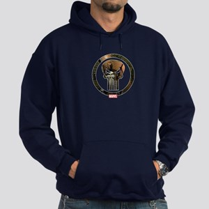 The Punisher Icon Hoodie (dark)