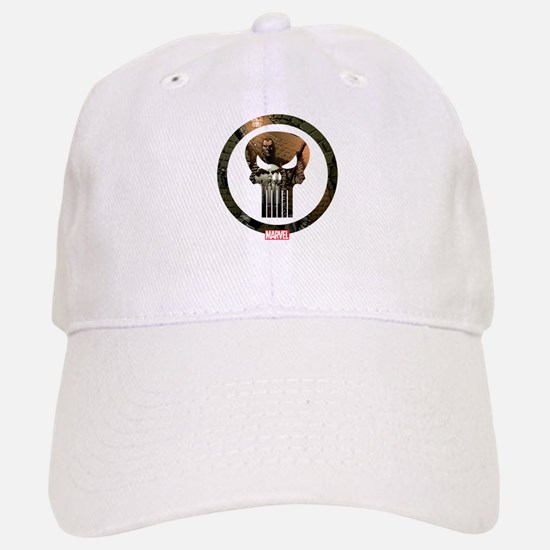 The Punisher Icon Baseball Baseball Cap