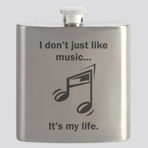 Music Its My Life Flask