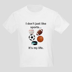 Sports Its My Life T-Shirt