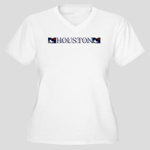 TEXAS PLATE1 Plus Size T-Shirt