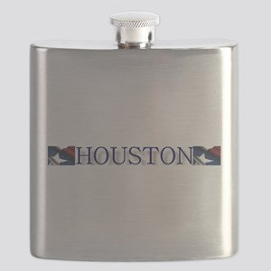 TEXAS PLATE1 Flask