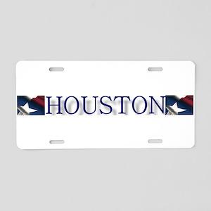 TEXAS PLATE1 Aluminum License Plate