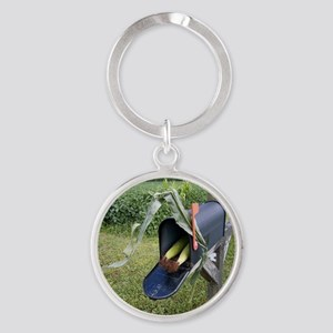 Harvest Delivery Keychains